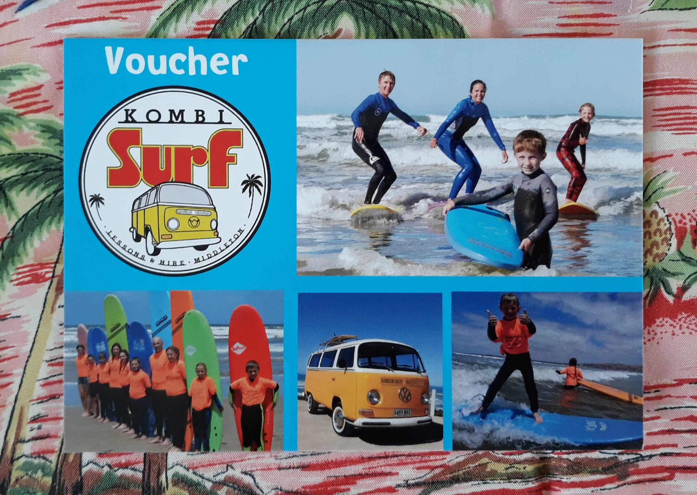 Surf Lesson Vouchers
